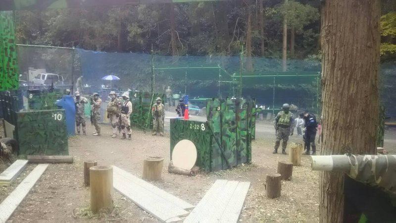 サバゲーフィールドGARDEN-Z 12月18日定例会