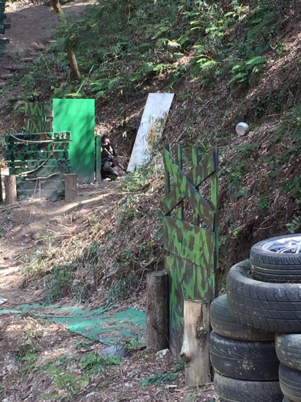 サバゲーフィールドGARDEN-Z 3月12日定例会
