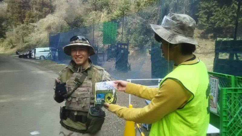 サバゲーフィールドGARDEN-Z 3月5日定例会