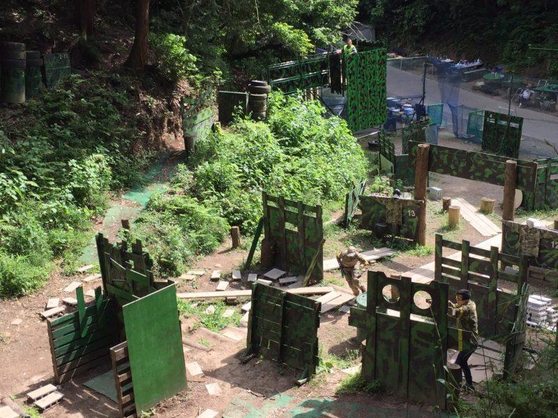 サバゲーフィールドGARDEN-Z 5月27日定例会