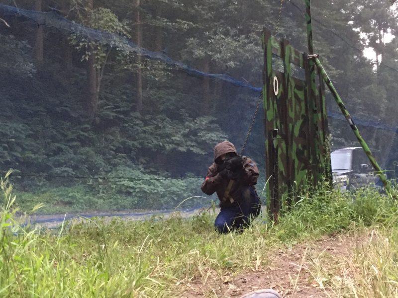 サバゲーフィールドGARDEN-Z 10月1日定例会