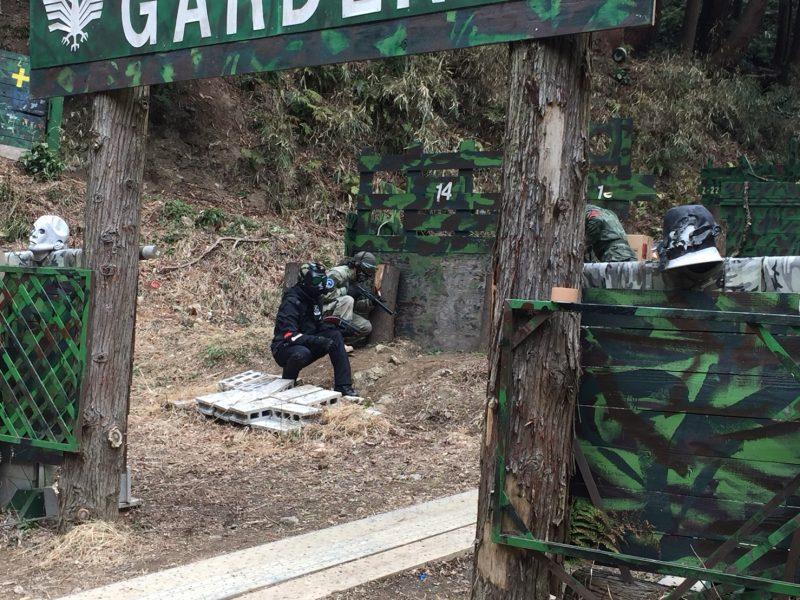 サバゲーフィールドGARDEN-Z 2月25日定例会