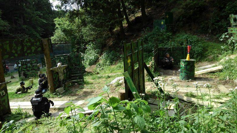サバゲーフィールドGARDEN-Z 4月30日定例会