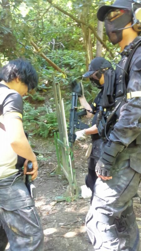 サバゲーフィールドGARDEN-Z 5月20日定例会