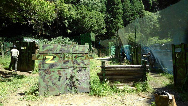 サバゲーフィールドGARDEN-Z 土屋様貸切