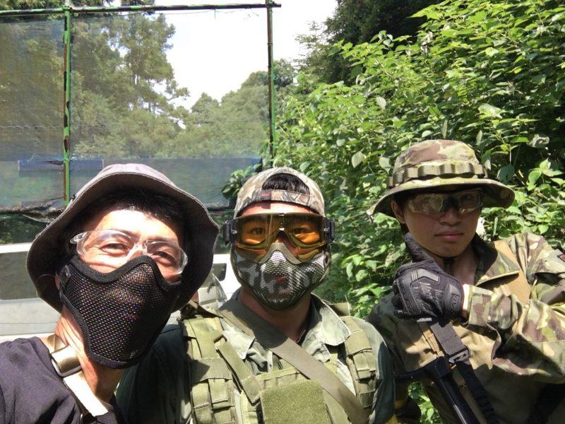 サバゲーフィールドGARDEN-Z 7月16日定例会