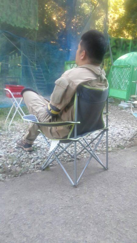 サバゲーフィールドGARDEN-Z 金田様貸切