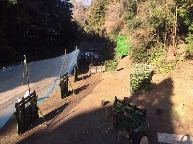 サバゲーフィールドGARDEN-Z 12月24日クリスマス定例会