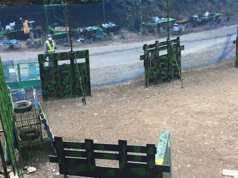 サバゲーフィールドGARDEN-Z 2月19日定例会