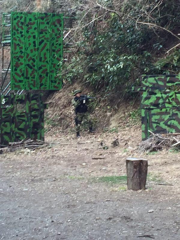 サバゲーフィールドGARDEN-Z 3月4日定例会