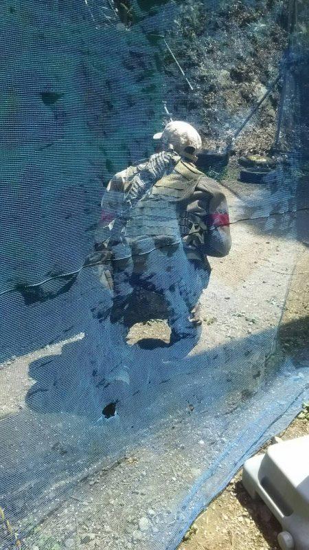 サバゲーフィールドGARDEN-Z 4月16日定例会