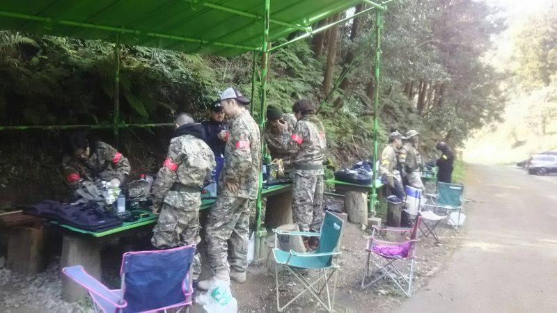 サバゲーフィールドGARDEN-Z 4月2日定例会
