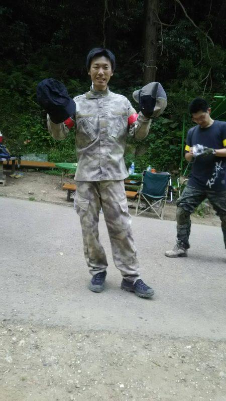 サバゲーフィールドGARDEN-Z 5月6日定例会