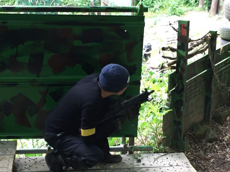 サバゲーフィールドGARDEN-Z 5月17日中村様貸切