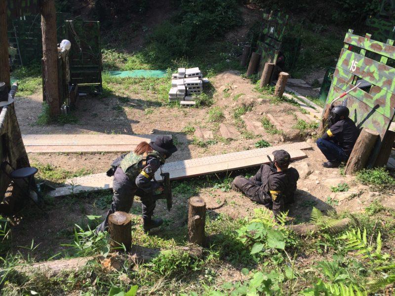 サバゲーフィールドGARDEN-Z 6月10日定例会