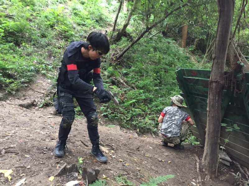 サバゲーフィールドGARDEN-Z 9月3日定例会