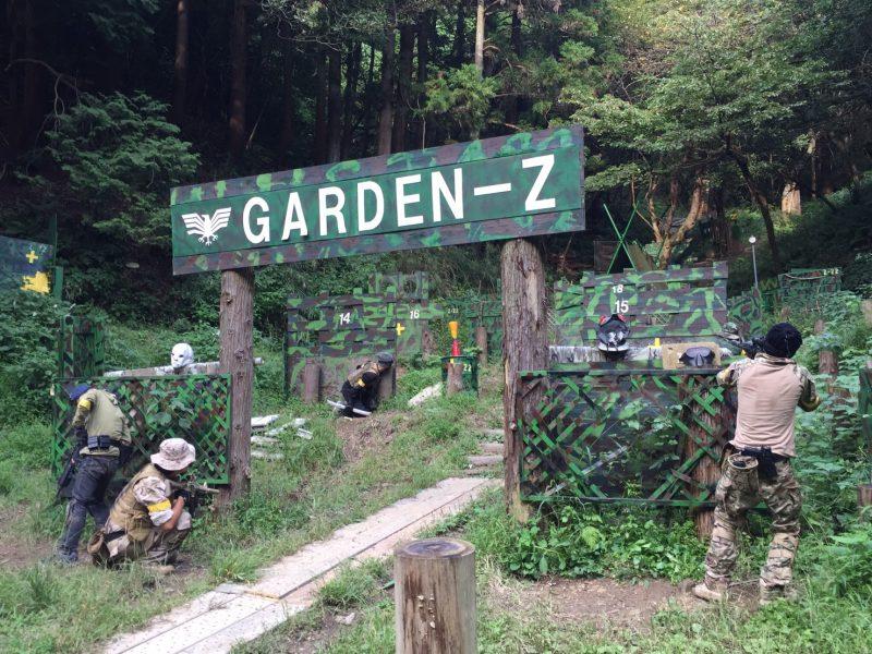 サバゲーフィールドGARDEN-Z 9月30日定例会
