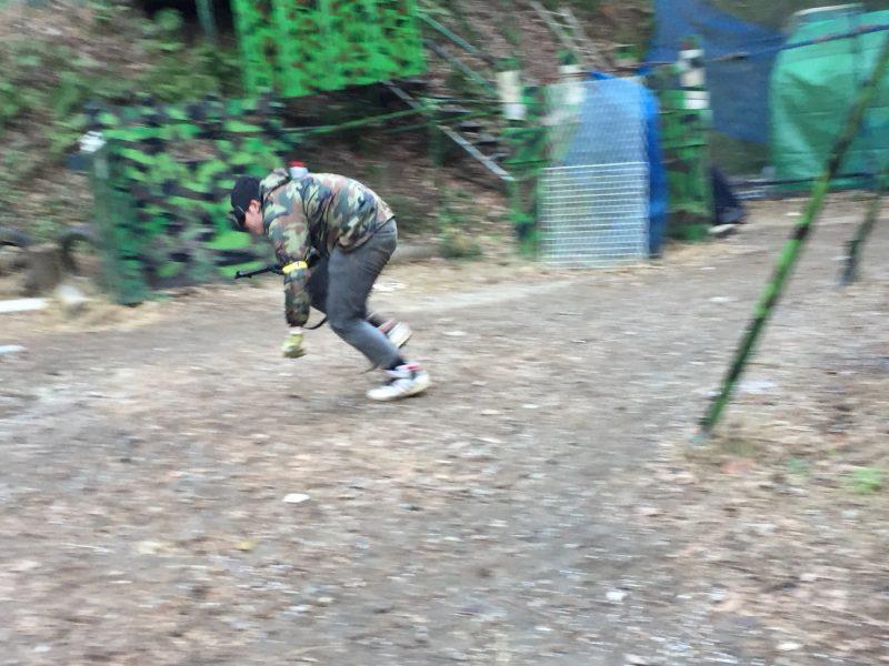 サバゲーフィールドGARDEN-Z 1月14日定例会