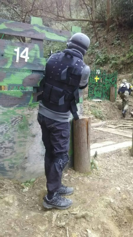 サバゲーフィールドGARDEN-Z 永井様貸切