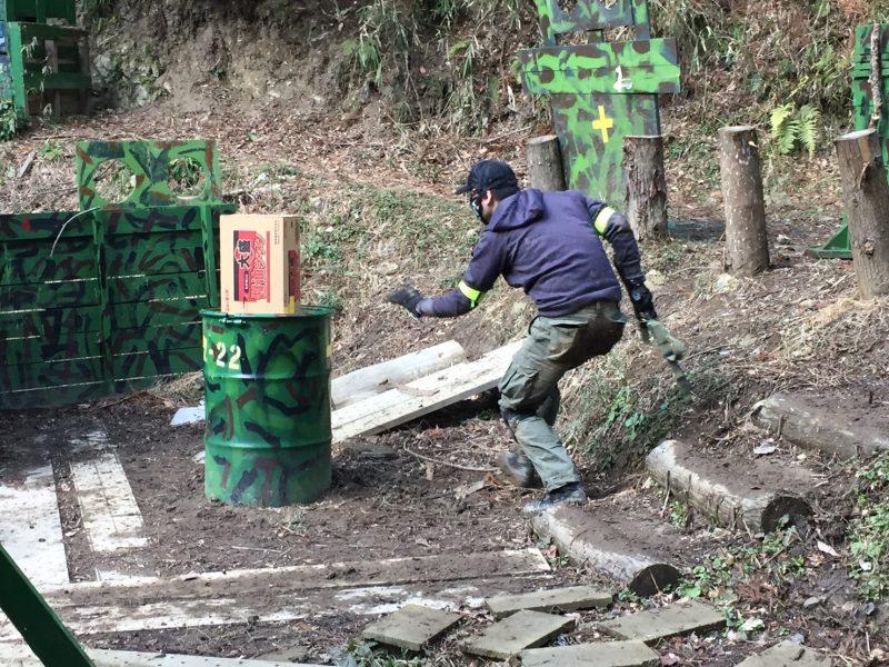 サバゲーフィールドGARDEN-Z 2月11日定例会