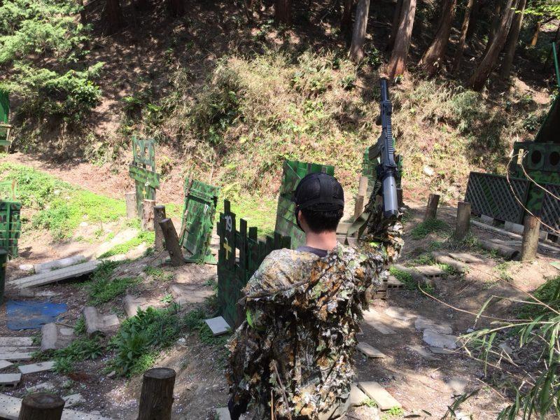 サバゲーフィールドGARDEN-Z 4月1日定例会