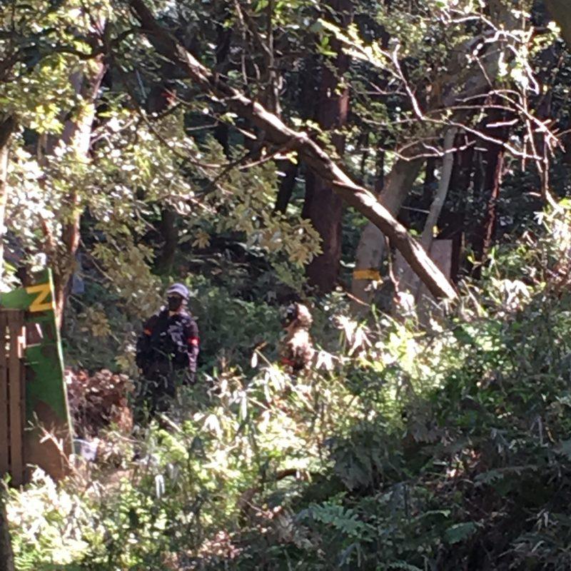 サバゲーフィールドGARDEN-Z 4月8日定例会