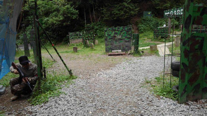 サバゲーフィールドGARDEN-Z 5月13日定例会