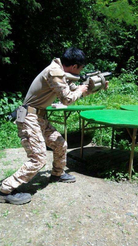 サバゲーフィールドGARDEN-Z 長谷川様貸切