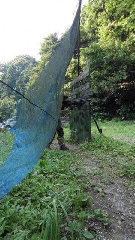 サバゲーフィールドGARDEN-Z 7月14日定例会