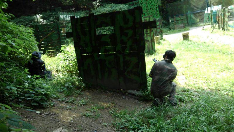 サバゲーフィールドGARDEN-Z 7月22日定例会