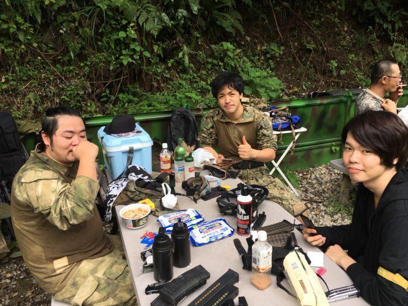サバゲーフィールドGARDEN-Z 9月23日定例会