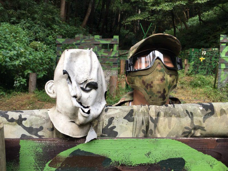 サバゲーフィールドGARDEN-Z 9月9日定例会