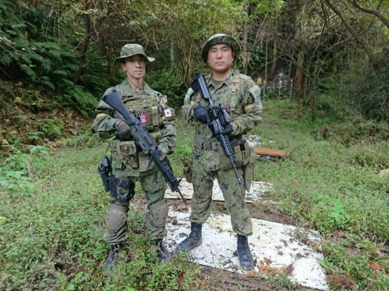 サバゲーフィールドGARDEN-Z 10月28日定例会
