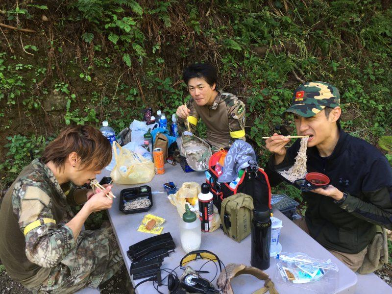 サバゲーフィールドGARDEN-Z 10月7日定例会