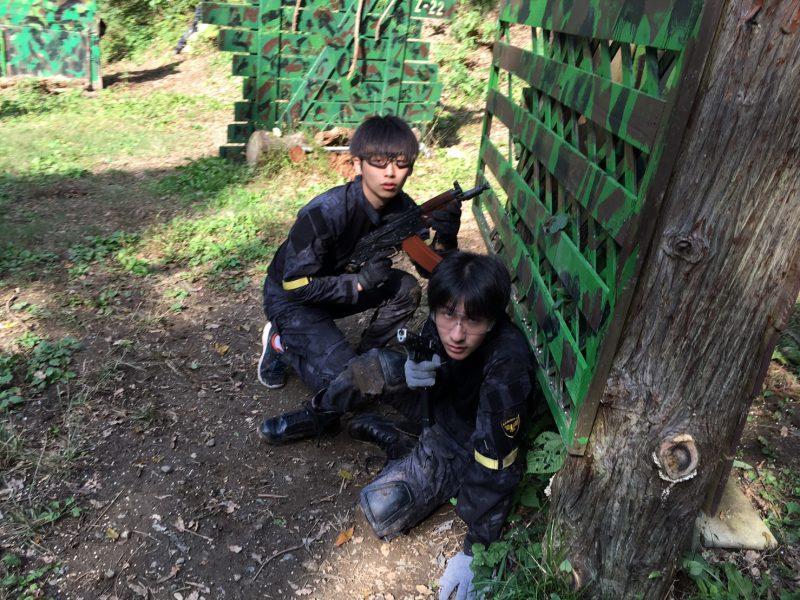 サバゲーフィールドGARDEN-Z 11月18日定例会
