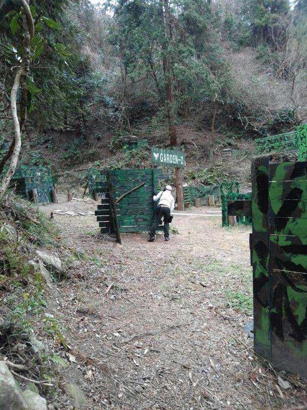 サバゲーフィールドGARDEN-Z 井島様貸切