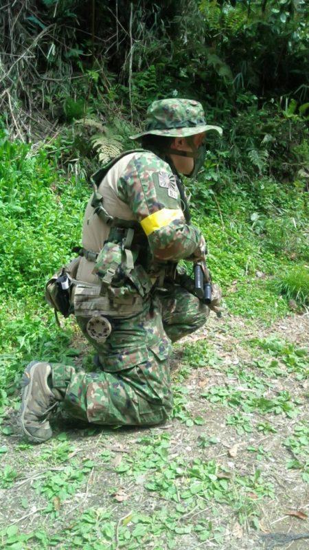 サバゲーフィールドGARDEN-Z 4月14日定例会