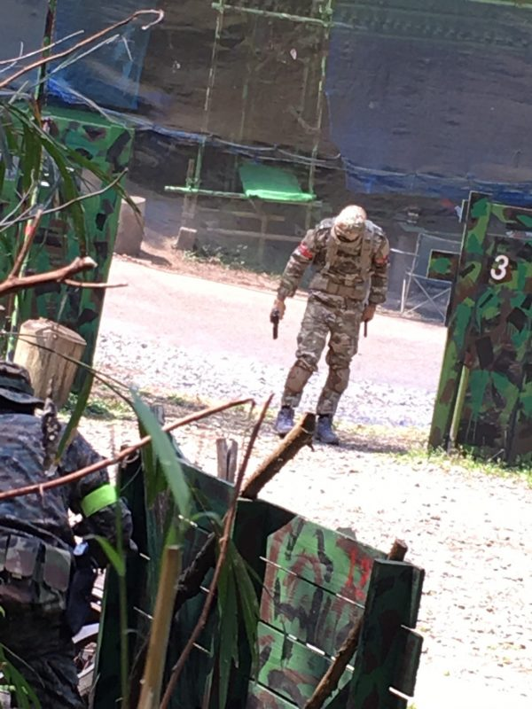 サバゲーフィールドGARDEN-Z 4月7日定例会