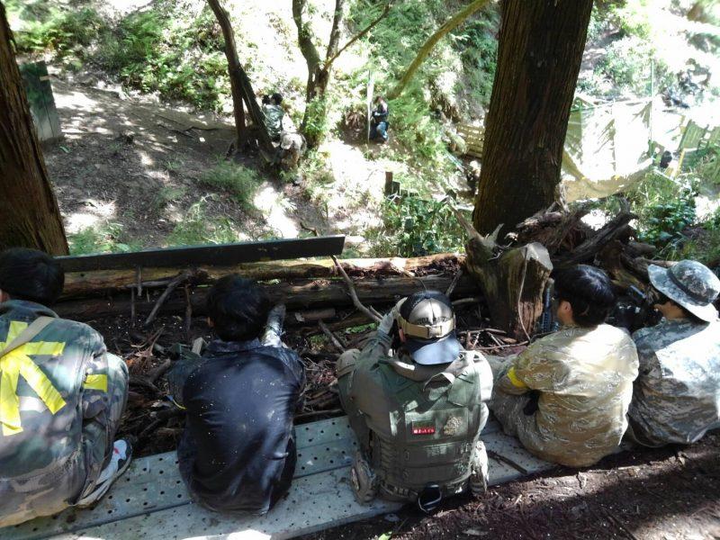 サバゲーフィールドGARDEN-Z 4月28日定例会