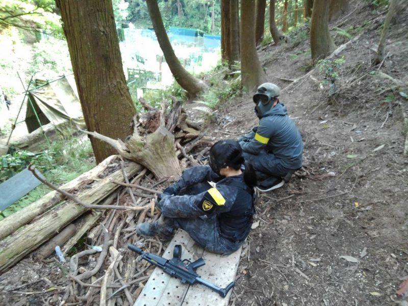 サバゲーフィールドGARDEN-Z 5月12日定例会
