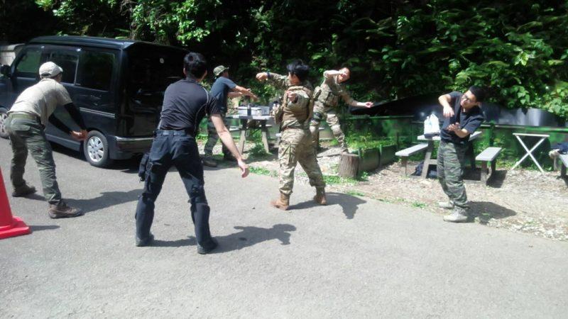 サバゲーフィールドGARDEN-Z 5月19日定例会
