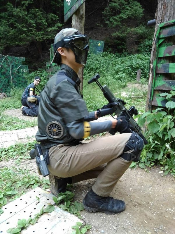 サバゲーフィールドGARDEN-Z 6月2日定例会