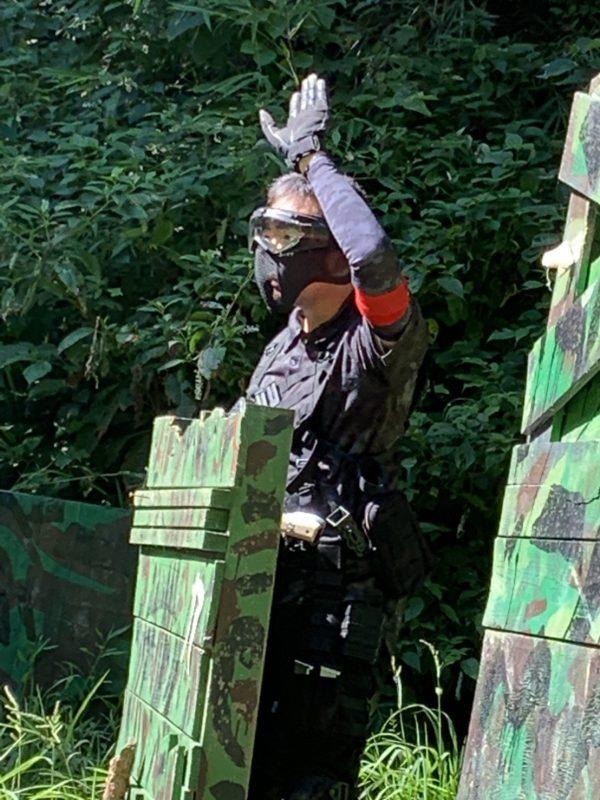 サバゲーフィールドGARDEN-Z 8月11日定例会