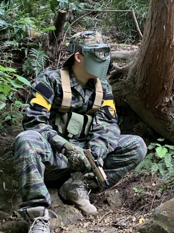 サバゲーフィールドGARDEN-Z 9月22日定例会