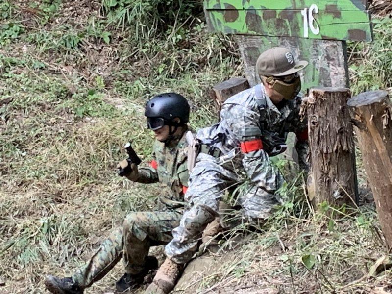サバゲーフィールドGARDEN-Z 11月17日定例会