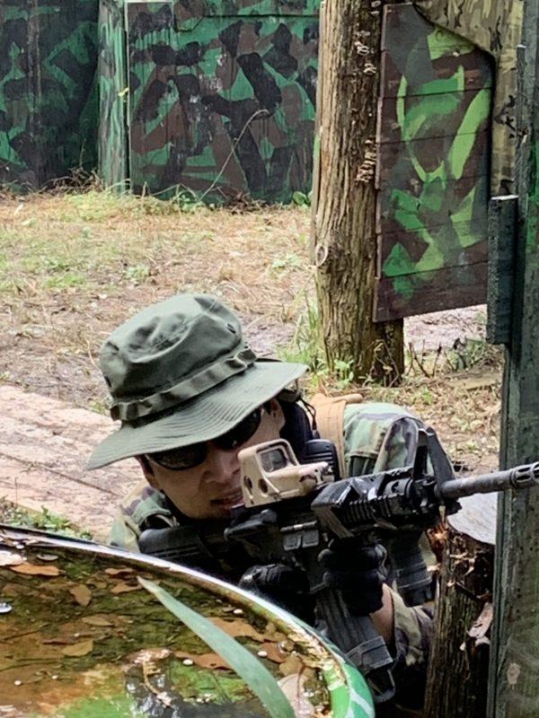 サバゲーフィールドGARDEN-Z 11月24日定例会