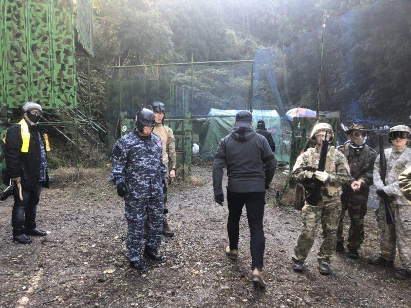 サバゲーフィールドGARDEN-Z 11月30日定例会