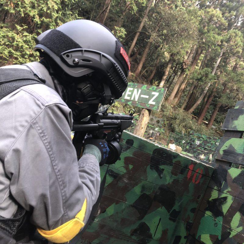 サバゲーフィールドGARDEN-Z 12月28日定例会