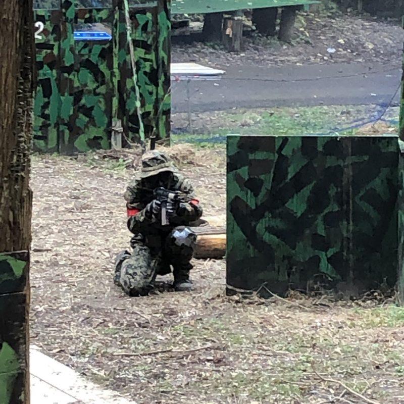 サバゲーフィールドGARDEN-Z 12月21日定例会