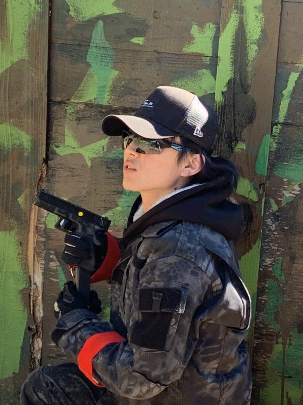 サバゲーフィールドGARDEN-Z 1月5日定例会